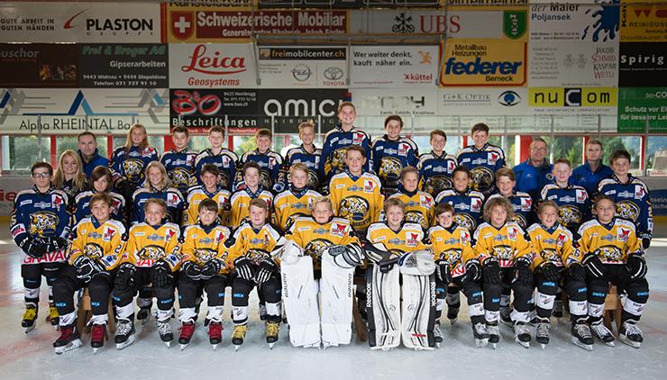 Moskito SC Rheintal 2016/2017