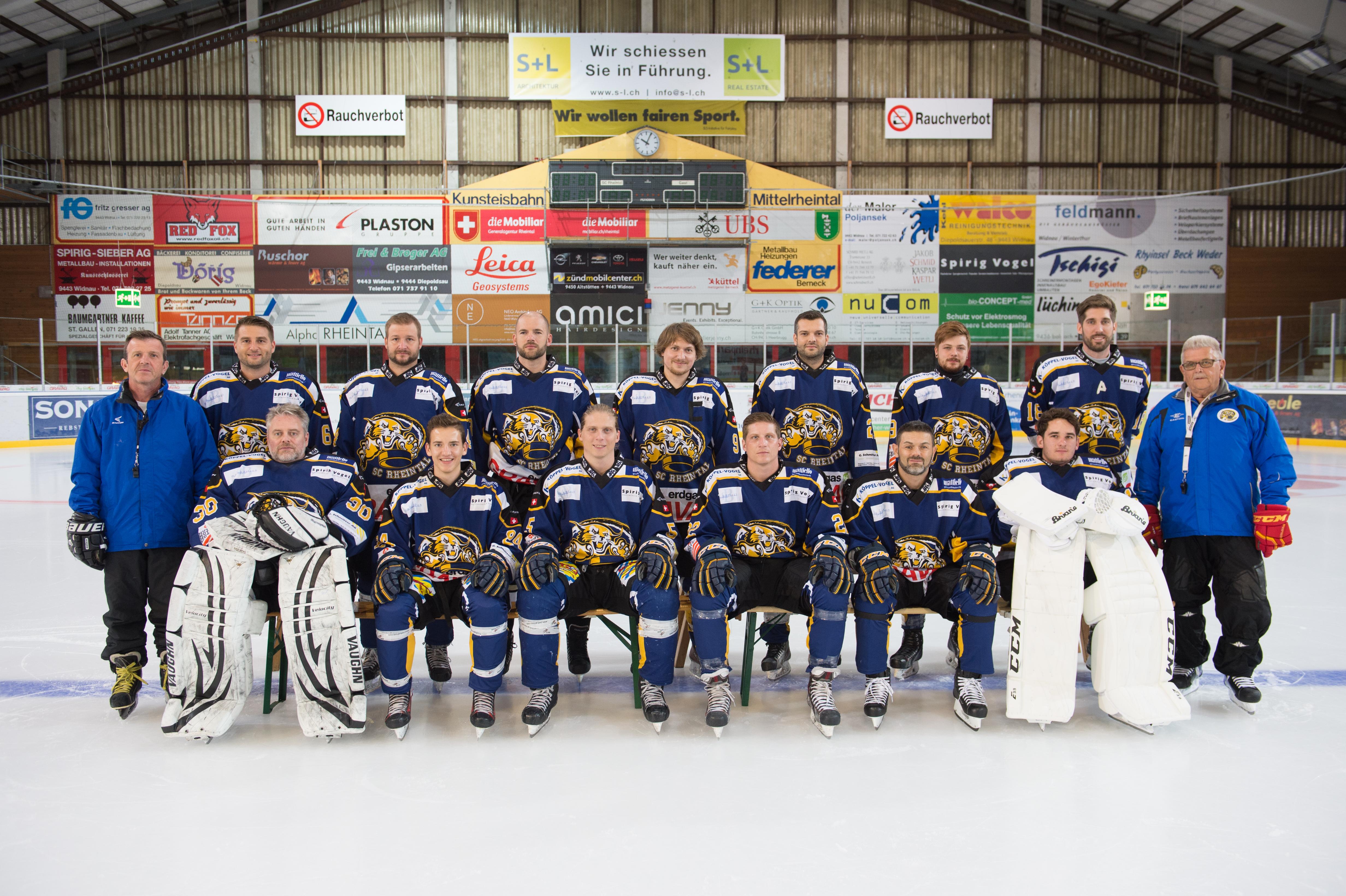 Team 2 SC Rheintal Widnau