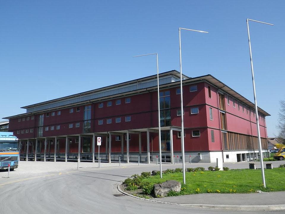 Eishalle Widnau