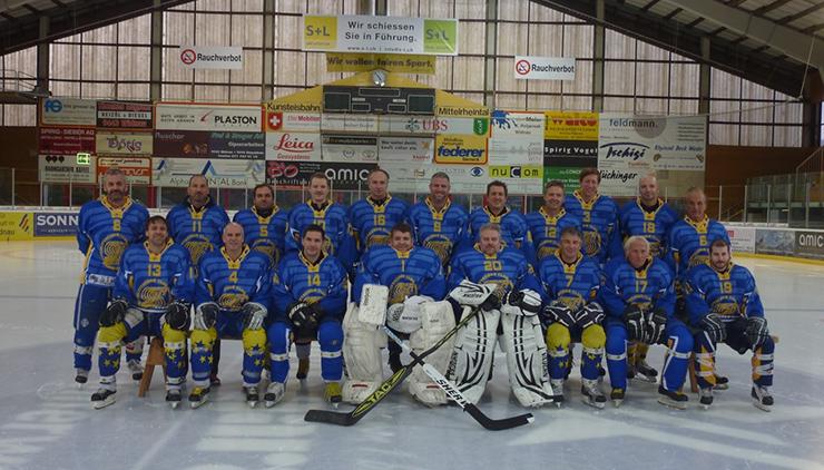 Senioren SC Rheintal Saison 2016/2017